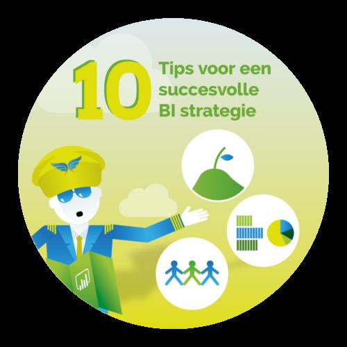10 tips voor een succesvolle BI strategie